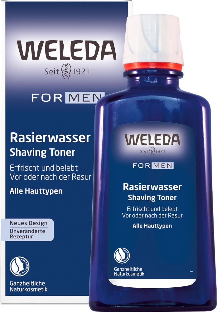 Weleda AG WELEDA FOR MEN Rasierwasser 15815618