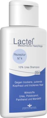 Fontapharm AG Lactel Nr.4 Shampoo gegen trockene, juckende Kopfhaut 02859005