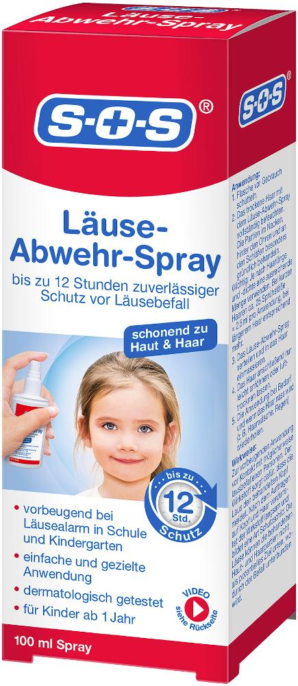 DISTRICON GmbH SOS Läuse-Abwehr-Spray 13426752