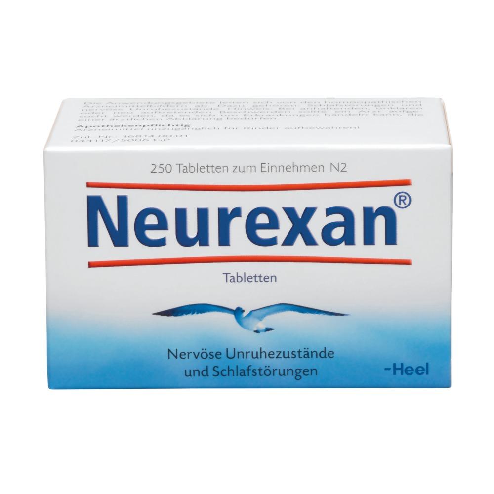 Biologische Heilmittel Heel GmbH Neurexan 04115289
