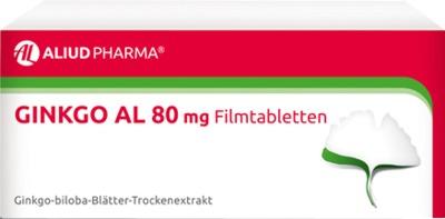 ALIUD Pharma GmbH Ginkgo AL 80mg 06565111
