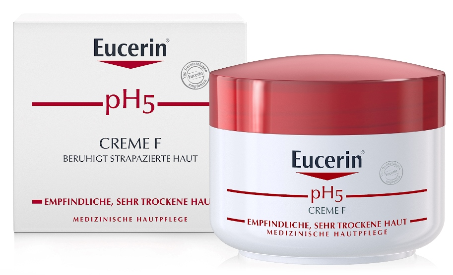 Beiersdorf AG Eucerin Eucerin pH5 CREME F 13889096