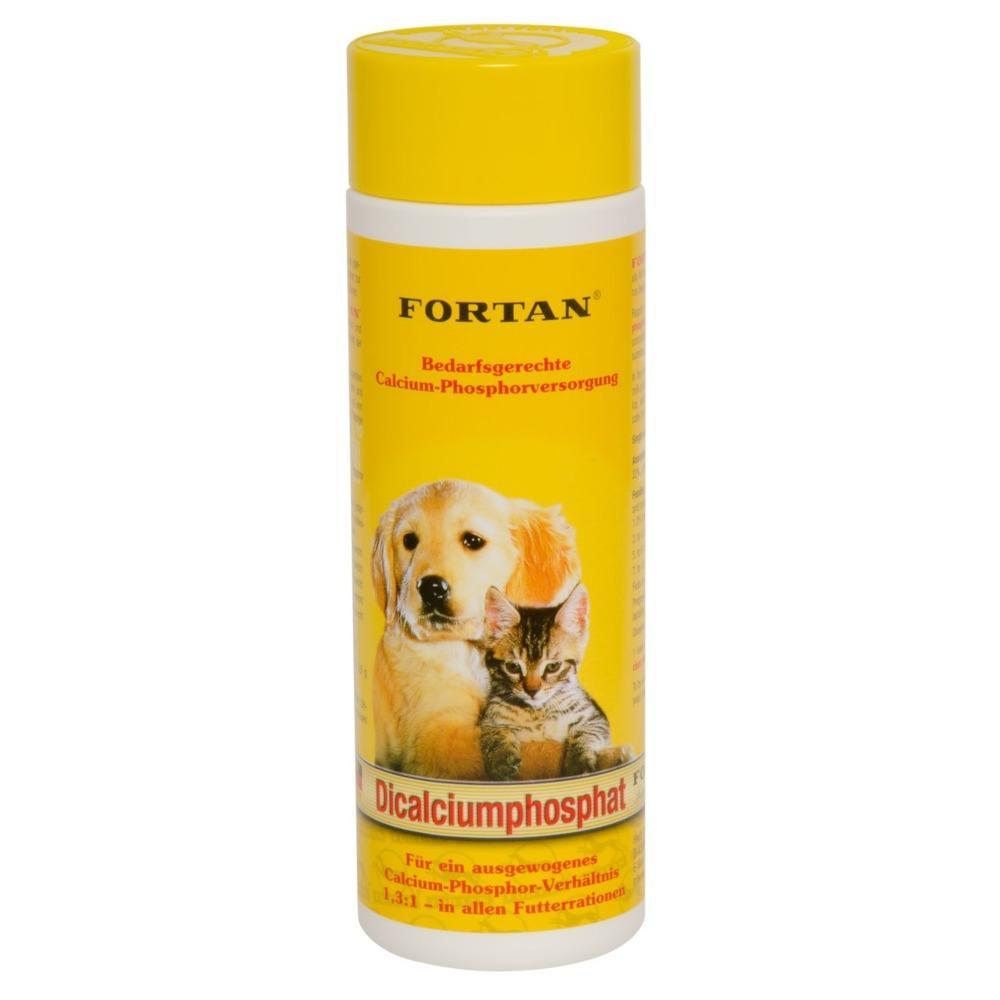 Fortan GmbH & Co. KG Spez. für Tiergesundheit Fortan Dicalciumphosphat Pulver Vet. 14296122