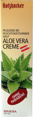 Hager Pharma GmbH RIVIERA Holzhacker Aloe Vera Creme parabenfrei 11615348