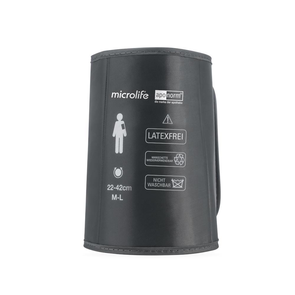 APONORM Softmanschette für Oberarmmessgeräte M-L