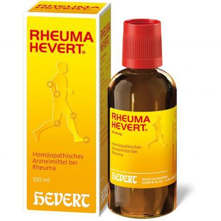 RHEUMA HEVERT Tropfen