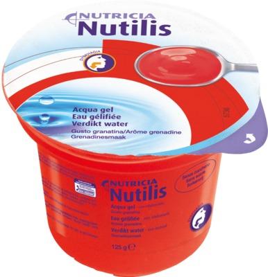 NUTILIS Aqua Grenadinegeschmack Creme