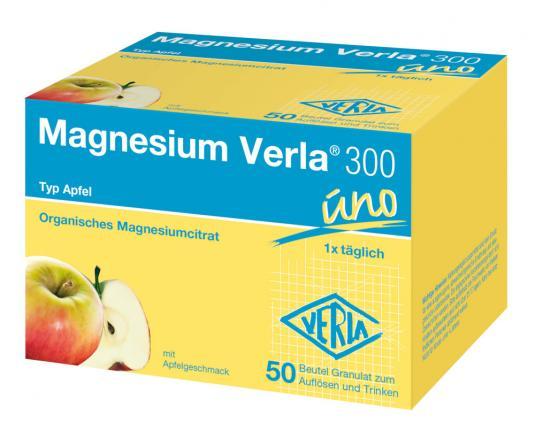 Magnesium Verla 300 uno Typ Apfel