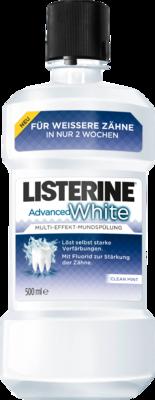 LISTERINE Advanced White Mundspülung