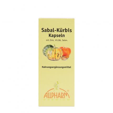 Sabal-Kürbis Kapseln