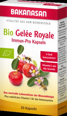 BAKANASAN Bio Gelee Royale Immun-Pro Kapseln