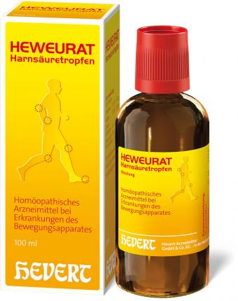 Heweurat Harnsäuretropfen