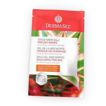 DERMASEL Maske Peeling SPA