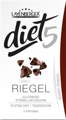 LAYENBERGER diet5 RIEGEL SCHOKO-CRUNCHY
