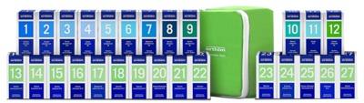 BIOCHEMIE Orthim Komplettset 1-27 27x100 Tabletten