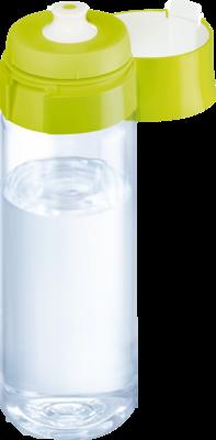 BRITA fill & go Wasserfilter-Flasche Vital lime