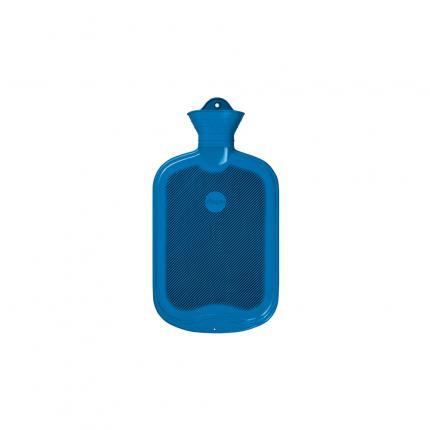 SÄNGER Gummi Wärmfl.nahtlos Halblam.2 l blau