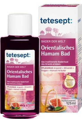 TETESEPT Orientalisches Hamam Bad