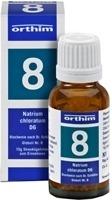 BIOCHEMIE Globuli 8 Natrium chloratum D 6