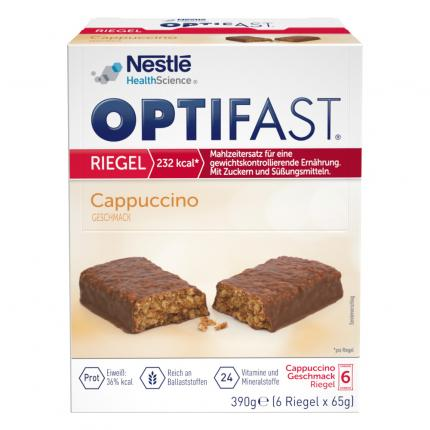 OPTIFAST Riegel Cappuccino