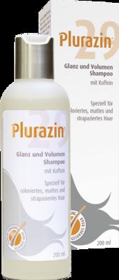 PLURAZIN 29 Glanz+Volumen Shampoo