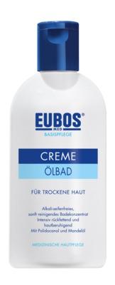 EUBOS CREME Ölbad