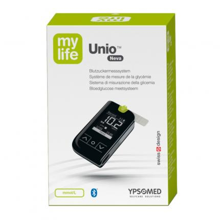 MYLIFE Unio Neva Blutzucker Messsystem mmol/l