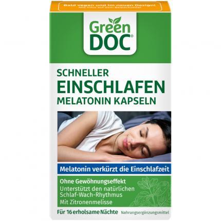 Green Doc Schneller Einschlafen
