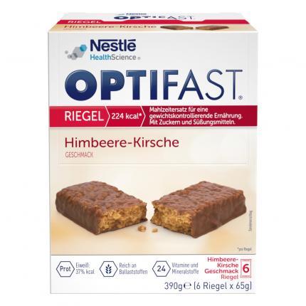 OPTIFAST Himbeere-Kirsche