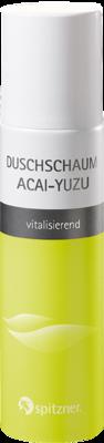 SPITZNER Duschschaum Acai-Yuzu vitalisierend