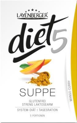 LAYENBERGER diet5 SUPPE MANGO-CURRY