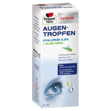 Doppelherz system AUGEN-SPRAY HYALURON 0,3%
