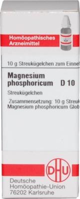 MAGNESIUM PHOSPHORICUM D 10 Globuli