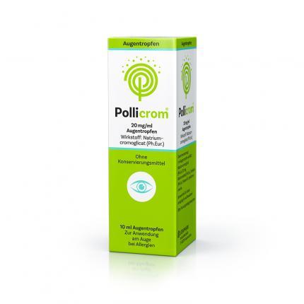 POLLICROM 20 mg/ml Augentropfen