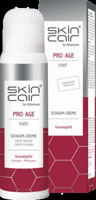 Skincair PRO AGE Schaum-Creme Foot