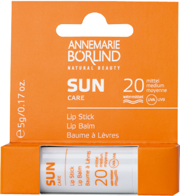 BÖRLIND SUN Lip Stick LSF 20