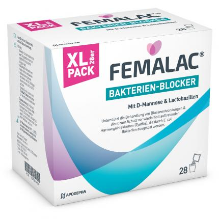 FEMALAC Bakterien-Blocker