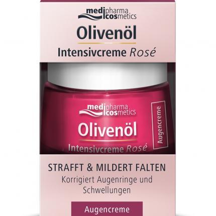 OLIVENÖL Intensivcreme rose