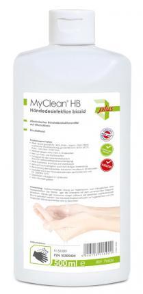 MaiMed MyClean HB Händedesinfektion