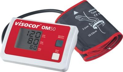 visocor OM50 Blutdruckmessgerät