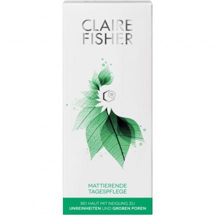 CLAIRE FISHER mattierende Tagespflege Creme