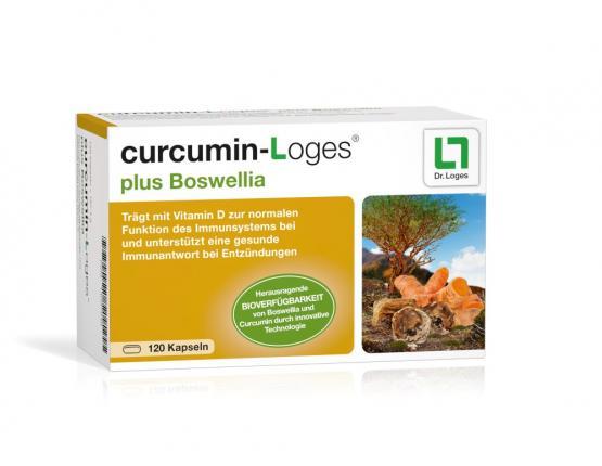 CURCUMIN LOGES PLUS BOSWEL