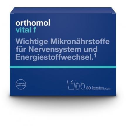 ORTHOMOL Vital F Grapefruit Granulat/Kaps.