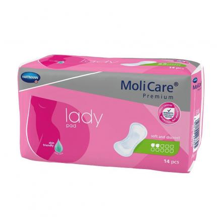 Molicare Premium Lady Pad 2 Tropfen