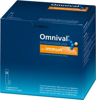 OMNIVAL orthomolekul.2OH immun 30 TP Trinkfl.