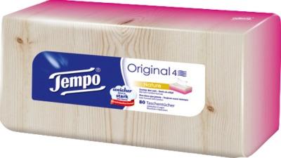 TEMPO Tücher Box Karton