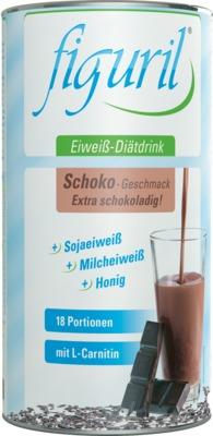 FIGURIL Eiweiß Diätdrink Mahlzeit f.e.gew.kont.Ern
