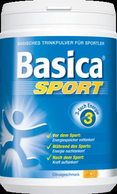 BASICA Sport Mineralgetränk Pulver