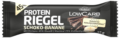 LAYENBERGER LowCarb.one Protein-Riegel Schoko-Ban.