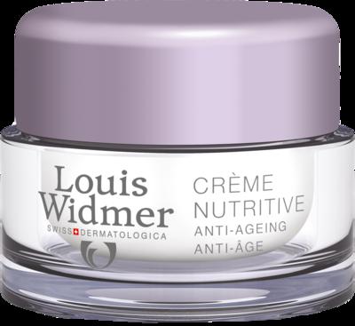 WIDMER Creme Nutritive unparfümiert